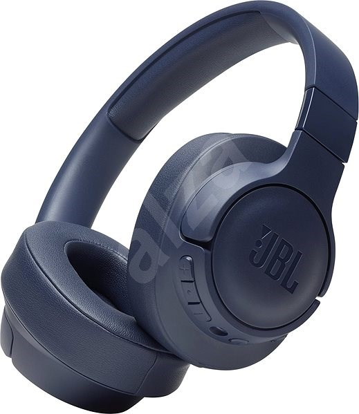 JBL Tune 750BTNC modrá - Bezdrátová sluchátka