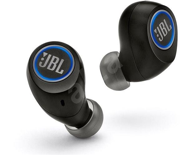 JBL Free BT černá - Bezdrátová sluchátka