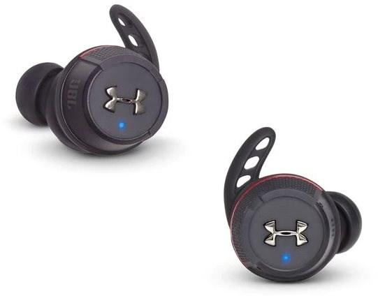JBL Under Armour True Wireless Flash černá - Bezdrátová sluchátka