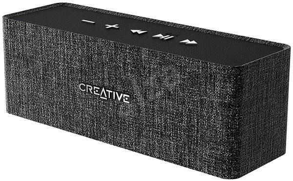 Creative NUNO černý - Bluetooth reproduktor