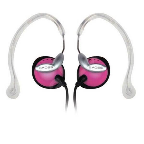 Koss Clipper růžová (24 měsíců) - Sluchátka