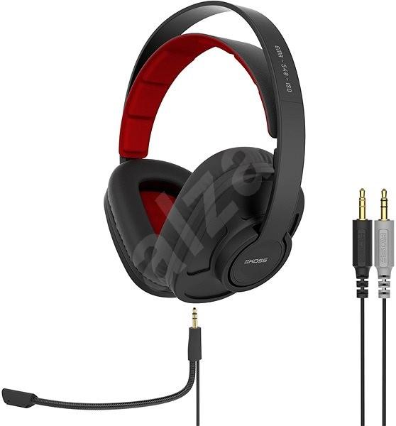 Koss GMR/540 ISO (doživotní záruka) - Herní sluchátka