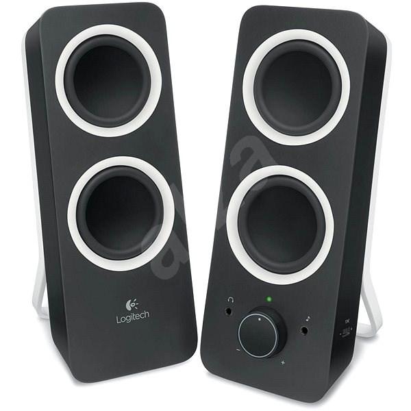 Logitech Multimedia Speakers Z200 Black - Reproduktory