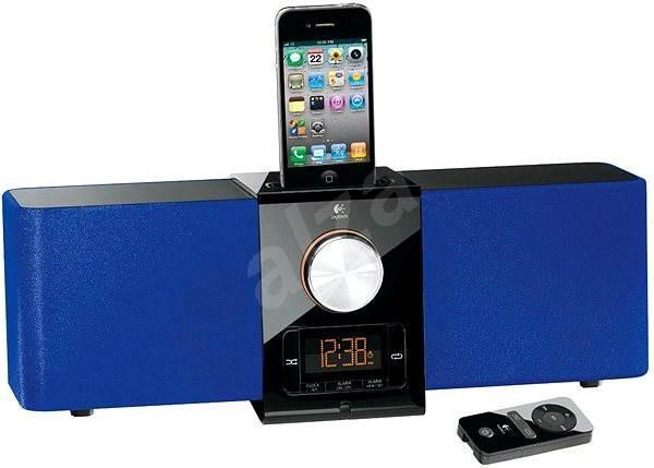 Logitech Pure-Fi Express Plus modré - Reproduktory