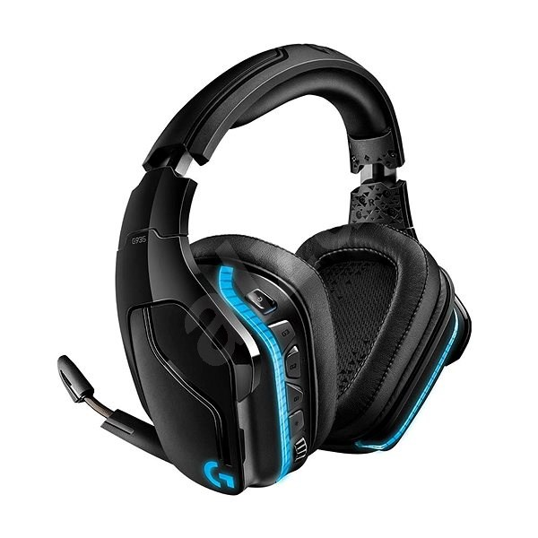 Logitech G935 Wireless 7.1 Surround Lightsync Gaming Headset - Herní sluchátka