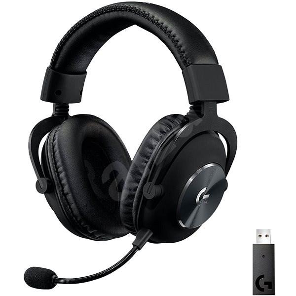 LOGITECH G PRO X Wireless LIGHTSPEED Gaming Headset - Bezdrátová sluchátka