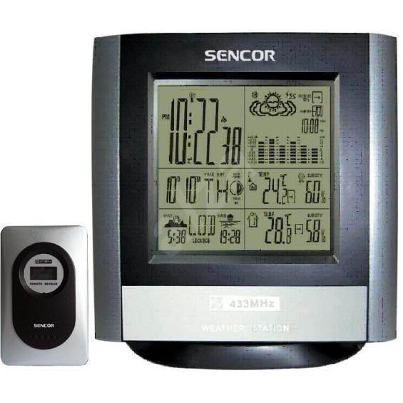 Sencor SWS 60 - Meteostanice