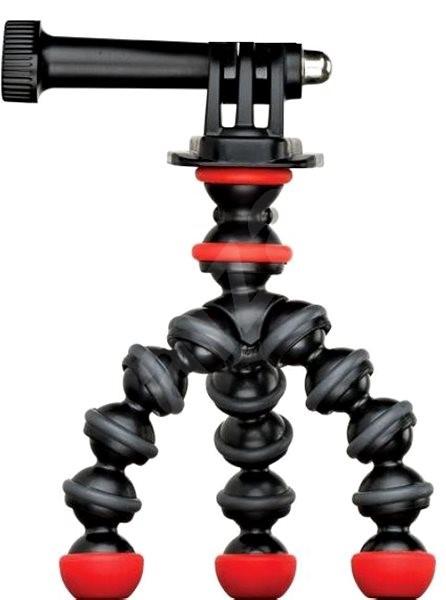 JOBY GorillaPod Magnetic Mini černá/šedá/červená - Ministativ