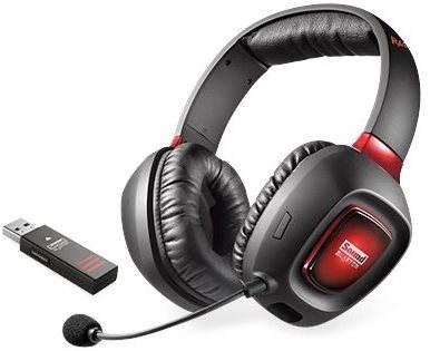 Creative Sound Blaster Tactic3D Rage Wireless V2 - Herní sluchátka