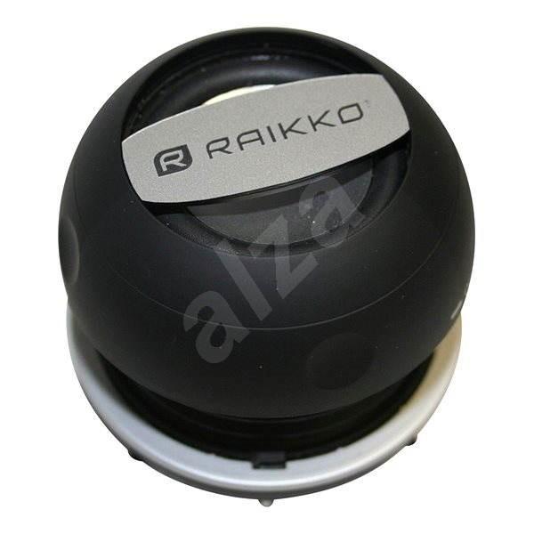 RAIKKO MOBILE!Sound Partyman BT Speaker černý - Reproduktor