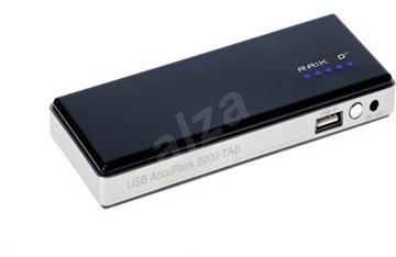 RAIKKO USB AccuPack 8000TAB - Powerbanka