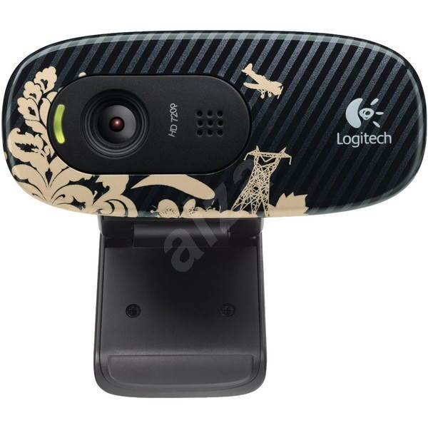 Logitech QUICKCAM C270 Victorian Wallpaper - Webkamera
