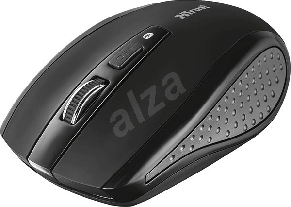 Trust Siano Bluetooth Wireless Mouse - black - Myš