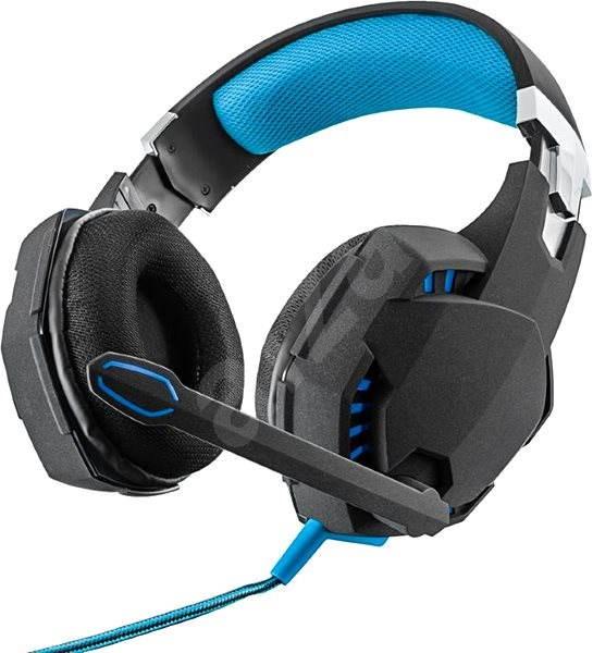 Trust GXT 363 7.1 Bass Vibration Headset - Sluchátka