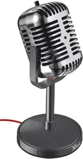 Trust Elvii Mikrofon - Mikrofon