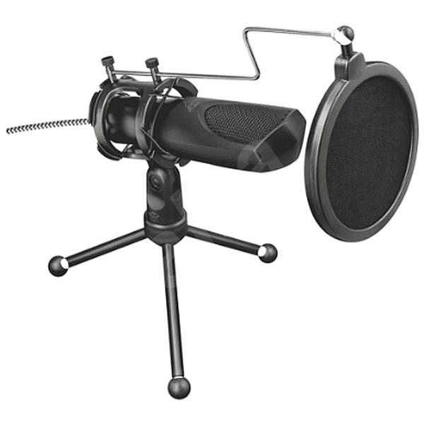 Trust GXT 232 Mantis Streaming Microphone - Mikrofon