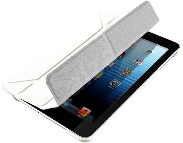 Trust Tria Smart Case & Stand for iPad mini - bílé - Pouzdro na tablet
