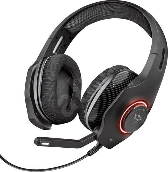 TRUST GXT 455 TORUS RGB HEADSET - Herní sluchátka