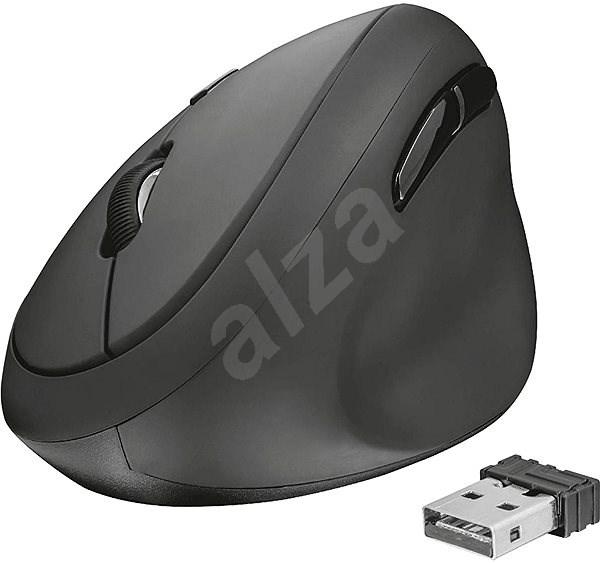 Trust Orbo Wireless Ergonomic Mouse - Myš