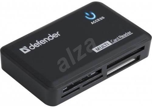 Defender Optimus USB - Čtečka karet
