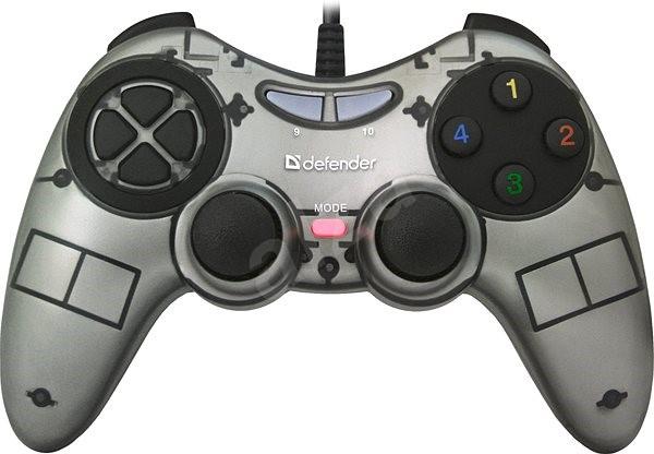 Defender Zoom - Gamepad