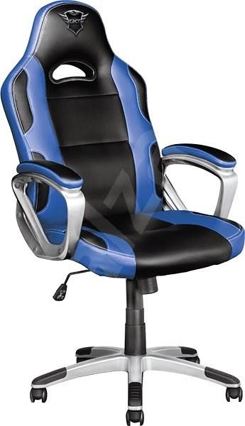 Trust GXT 705B  Ryon Gaming Chair - blue - Herní židle