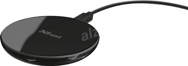 Trust Primo10 Fast Wireless Charger for smartphones Black - Bezdrátová nabíječka