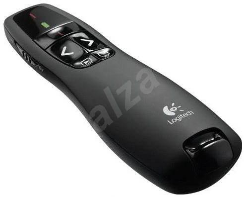 Logitech Wireless Presenter R400 - Prezentér