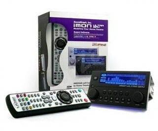 """Soundgraph iMon UltraBay 5.25"""" černý - Dálkový ovladač"""