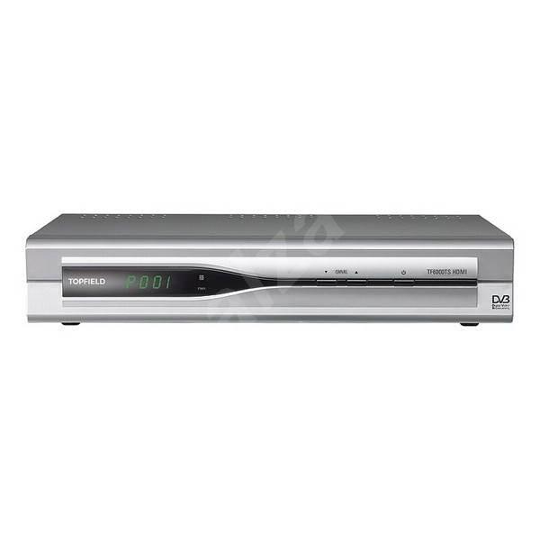 Topfield TF 6000TS HDMI - DVB-T přijímač