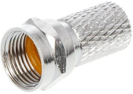 F konektor FF 0D, 5ks - Konektor