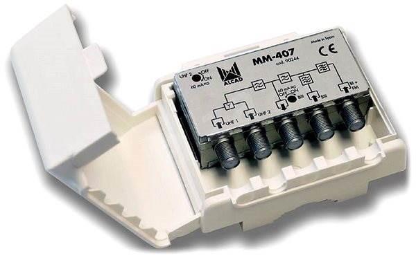 Alcad MM-407 - Slučovač
