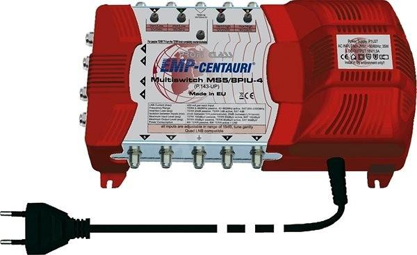 EMP-Centauri MS5/8PIU-4  - Přepínač
