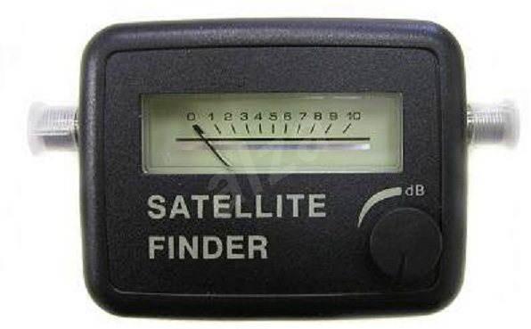 Satfinder - Měřič intenzity signálu