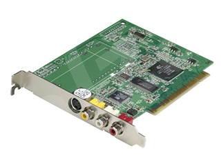 Aver DVD EZMaker PCI Deluxe, AV in, S-Video in, audio in - Televizní karta