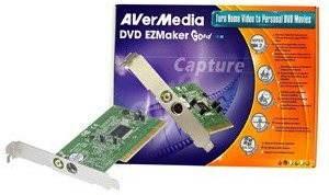 Aver TV DVD EZ Maker Gold - Střihová karta