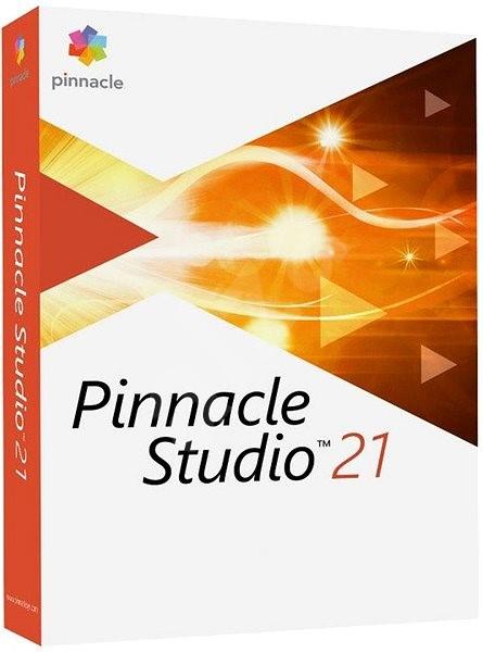 Pinnacle Studio 21 Standard - Střihový software