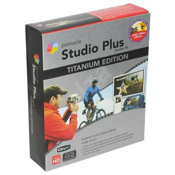 Pinnacle Studio Plus 10.5 Titanium CZ -