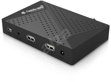 daf3fff0d AB Cryptobox 600HD mini - Satelitní přijímač | Alza.cz