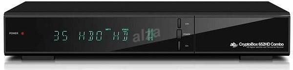 AB Combo Cryptobox 652HD - Satelitní přijímač