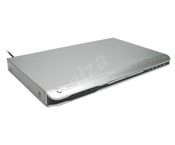 NEXT WAVE NW-3255 stolní DVD, DivX, XviD, SVCD, MP3, CD, JPEG přehrávač - stříbrný (silver) - Televizní tuner