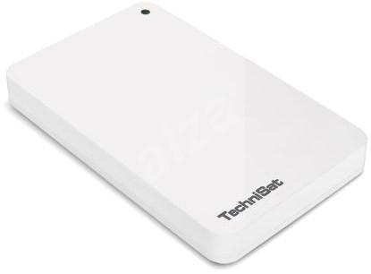 TechniSat StreamStore 24 1TB bílý - Externí disk