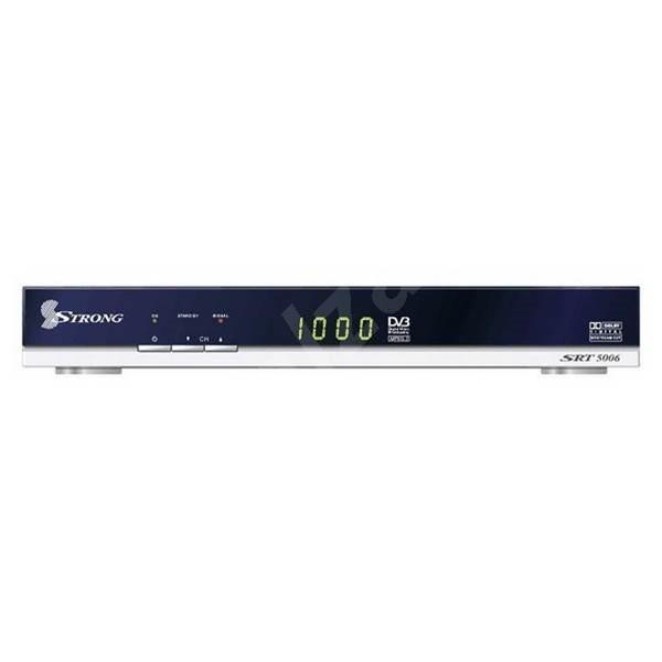 Strong SRT 5006 - DVB-T přijímač