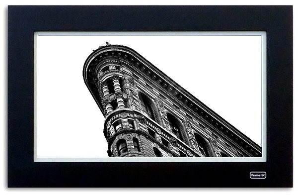 FrameXX Home 271 - černý rám - Digitální fotorámeček