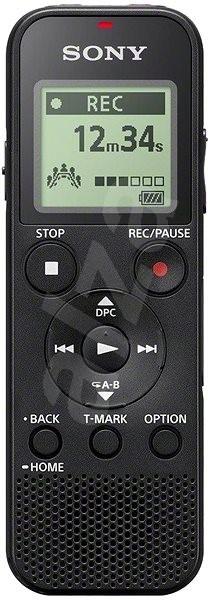 Sony ICD-PX370, černý - Diktafon