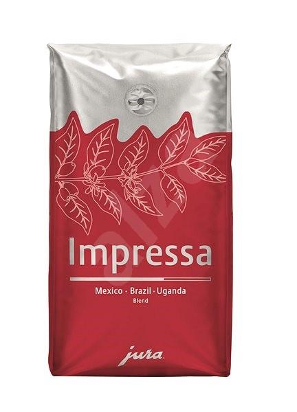 JURA Impressa Blend, zrnková, 250g - Káva