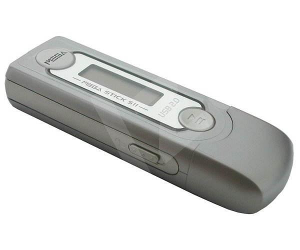 MSI MEGA Player 511-256 Lite, 4in1, 256 MB, MP3/ WMA přehrávač, dig. záznamník, USB disk - MP3 přehrávač