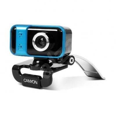 Canyon CNR-WCAM920HD, modrá - Webkamera