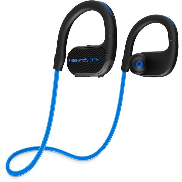 Energy Sistem Earphones BT Running 2 Neon Blue - Bezdrátová sluchátka