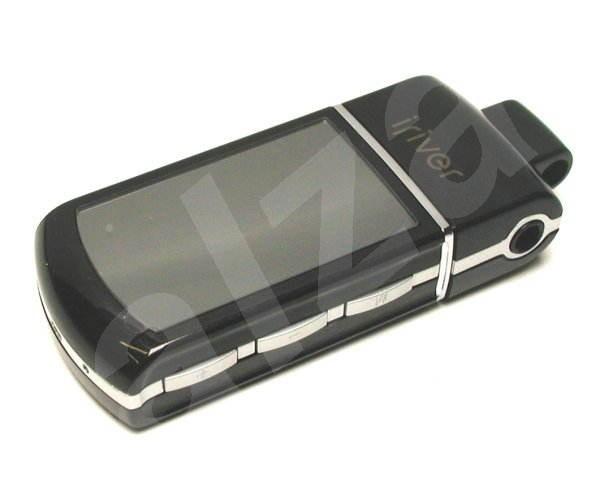 iRIVER N10, 256 MB, MP3/ WMA/ ASF přehr., dig. zázn., hodiny, budík, OLED, USB disk - MP3 přehrávač
